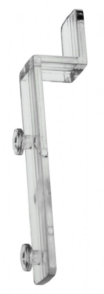 CL-VSC | Pair of ClipLock Vertical Clips for slatwall mounting